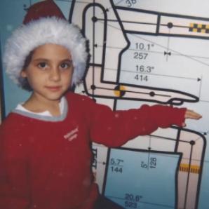 Ariana Grande Santa Tell Me