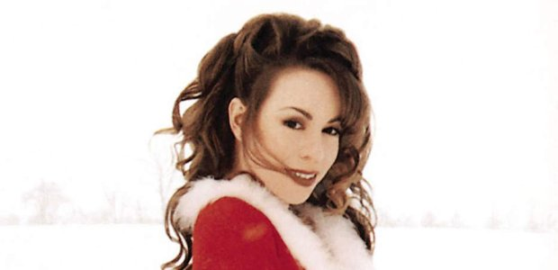 Mariah Carey Merry Christmas Art