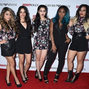 Fifth Harmony on the red carpet Teen vogue