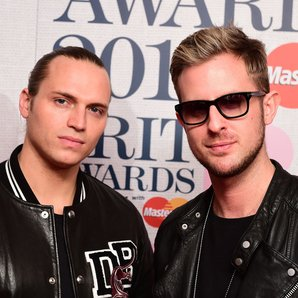 Sigma BRIT Awards Nominations 2015