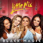 Little Mix Black Magic Single Artwork