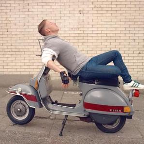 Macklemore Downtown Music Video Still