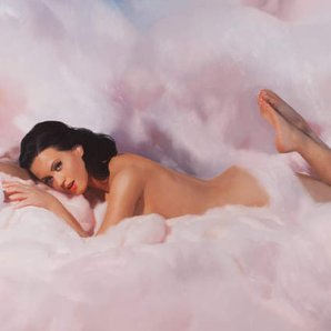 Katy Perry Teenage Dream Artwork