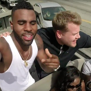 Jason Derulo James Corden Carpool Karaoke