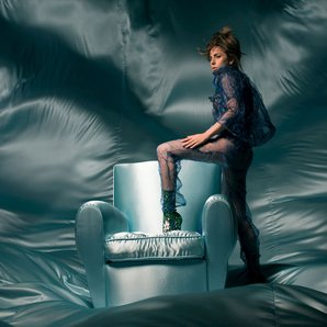 The Cure Lady Gaga Artwork